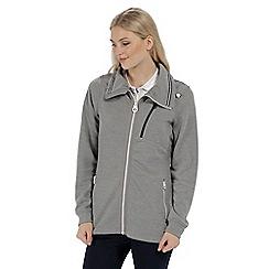 Regatta - Grey 'Cadwyn' fleece sweater