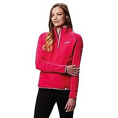 Regatta - Pink 'Robson' hybrid fleece