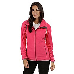Regatta - Pink 'Mons' fleece