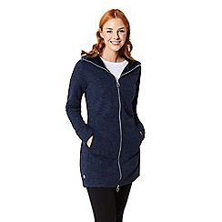 Regatta - Blue 'Rashanda' hooded fleece jacket