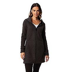 Regatta - Grey 'Rashanda' hooded fleece jacket