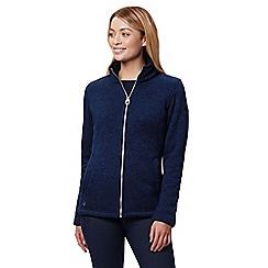 Regatta - Blue 'Raizel' full zip fleece