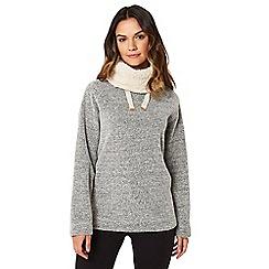 Regatta - Grey 'Haidee' fleece sweater