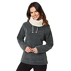 Regatta - Green 'Haidee' fleece sweater