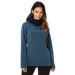 Regatta - Blue 'Haidee' fleece sweater