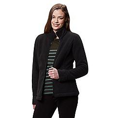 Regatta - Black 'Bernice' fleece jacket