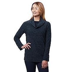 Regatta - Blue 'Quenby' fleece sweater