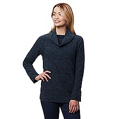 Regatta - Blue 'Quenby' fleece sweater