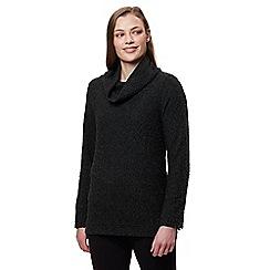 Regatta - Grey 'Quenby' fleece sweater