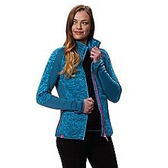 Regatta - Blue 'Laney' fleece jacket