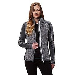 Regatta - Grey 'Laney' fleece jacket