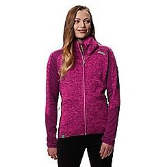 Regatta - Purple 'Laney' fleece jacket