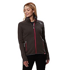 Regatta - Black 'Torrens' fleece jacket