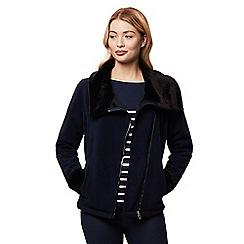 Regatta - Blue 'Balencia' winter fleece jacket