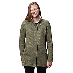 Regatta - Green 'Romola' fleece jacket