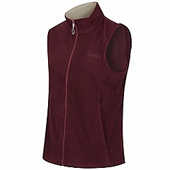Regatta - Purple 'Sweetness' bodywarmer
