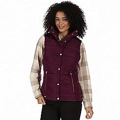 Regatta - Purple 'Wynne' bodywarmer