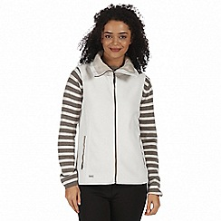 Regatta - White 'Bertina' bodywarmer