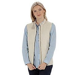Regatta - Off white 'Camryn' quilted bodywarmer
