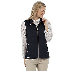 Regatta - Blue 'Camryn' quilted bodywarmer