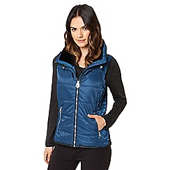 Regatta - Blue 'Winika' quilted bodywarmer