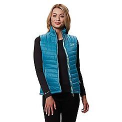 Regatta - Blue 'Icebound' quilted bodywarmer
