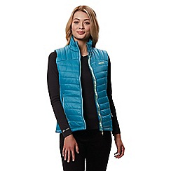 Regatta - Blue 'Icebound' quilted bodywarmer