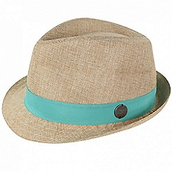 Regatta - Cream 'Taalia' trilby hat