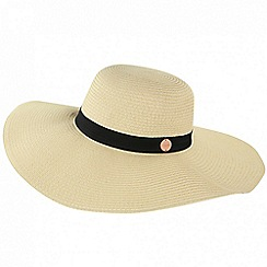 Regatta - Cream 'Taura' sun hat