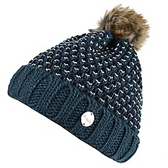 Regatta - Blue 'Lovella' bobble hat