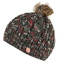 Regatta - Green 'Frosty' knit hat