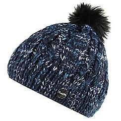 Regatta - Blue 'Frosty' knit hat