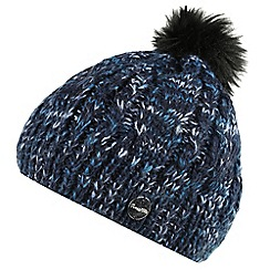 Regatta - Blue 'Frosty' knit hat