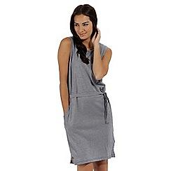 Regatta - Grey 'Haydee' cotton dress