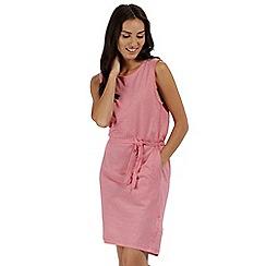 Regatta - Pink 'Haydee' cotton dress