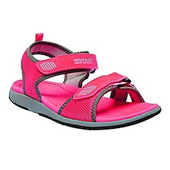 Regatta - Orange 'lady terrarock' sandals