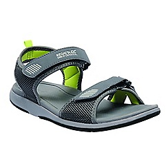 Regatta - Grey 'lady terrarock' sandals