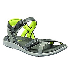 Regatta - Grey 'lady Santa Cruz' sandals