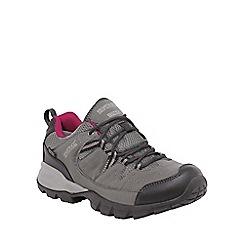 Regatta - Steel holcombe ladies walking shoe