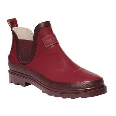 Regatta - Purple 'lady harper' wellington boots
