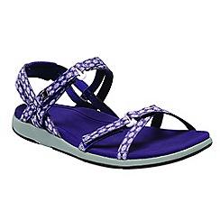 Regatta - Brown 'lady Santa Monica' sandals