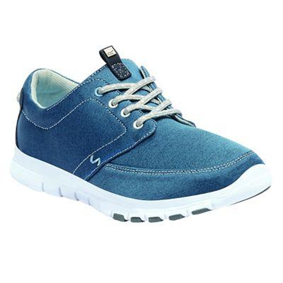 Regatta - Blue lady marine shoes