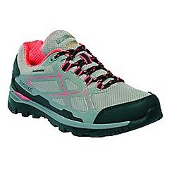 Regatta - Grey 'lady kota' walking shoes