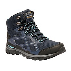 Regatta - Blue 'women's kota' walking boot