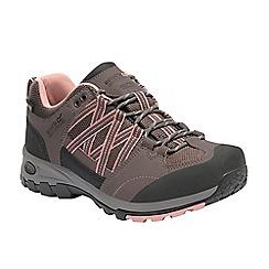Regatta - Pink lady samaris walking shoes