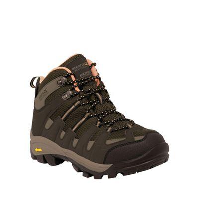 Regatta - Brown Lady burrell walking boot