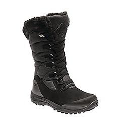 Regatta - Black 'lady newley' walking boots