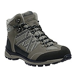 Regatta - Grey 'lady samaris' walking boots