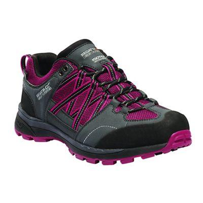 Regatta - Pink 'lady samaris' walking shoes
