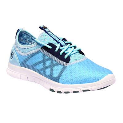 Regatta - Blue 'lady marine' sport shoes